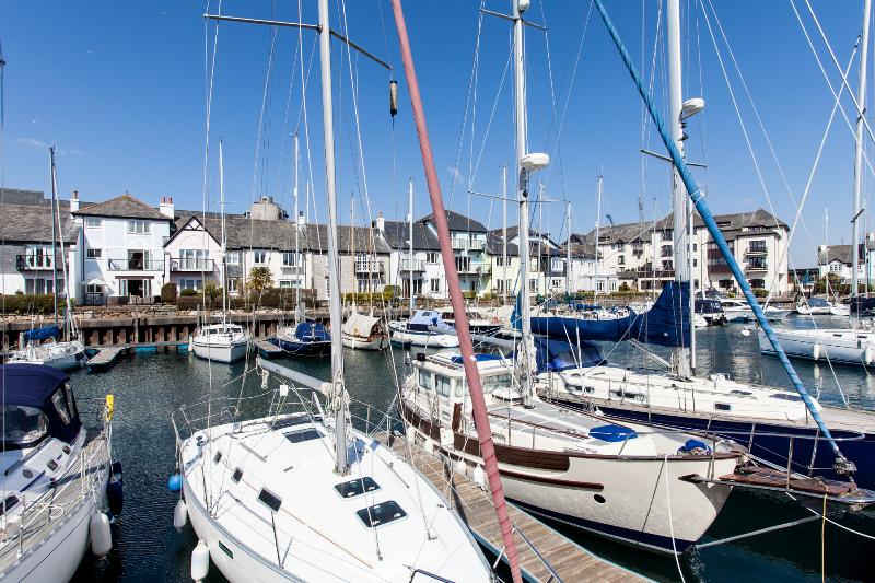 Tinners Walk, vacation rental in Falmouth