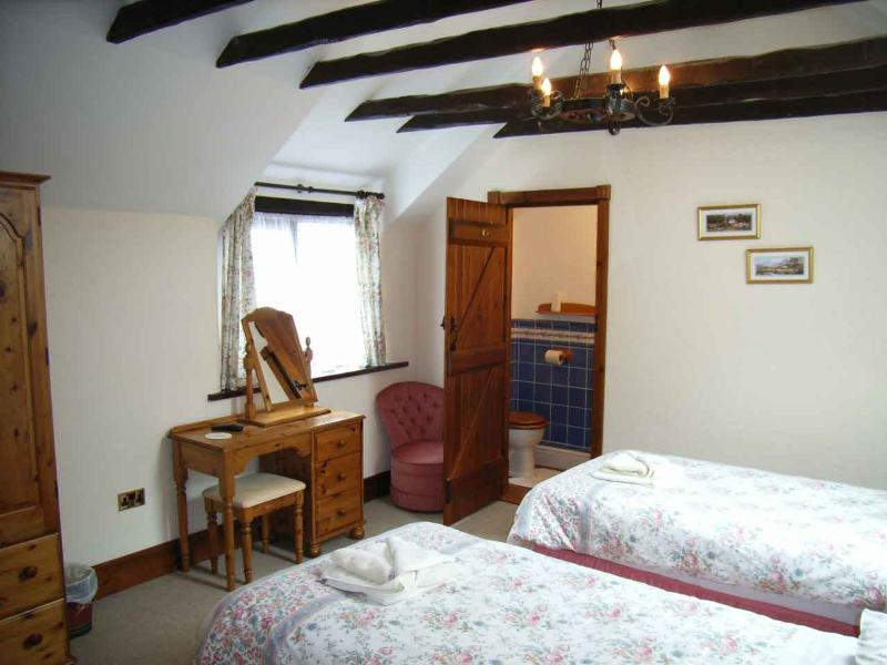 Twin Room En suite