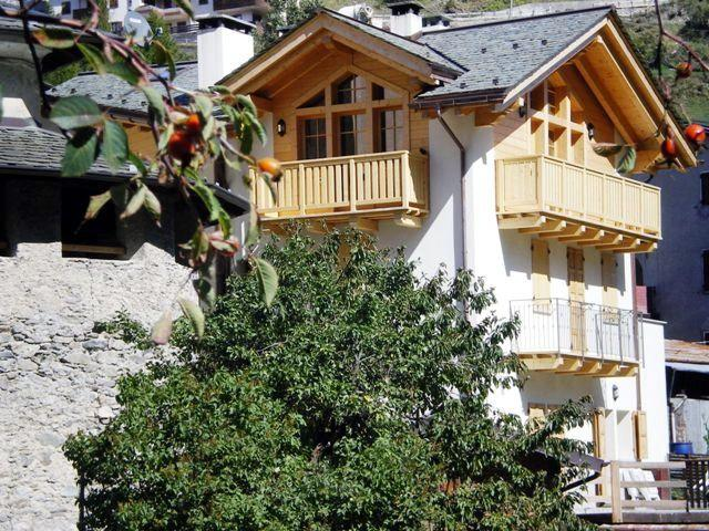Zebrusius's App - Casa Zebrusius Bormio (Valfurva), aluguéis de temporada em Province of Sondrio