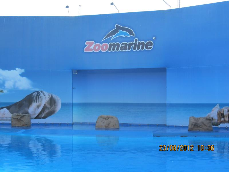 Zoo Marine - A wonderful day out for the whole family