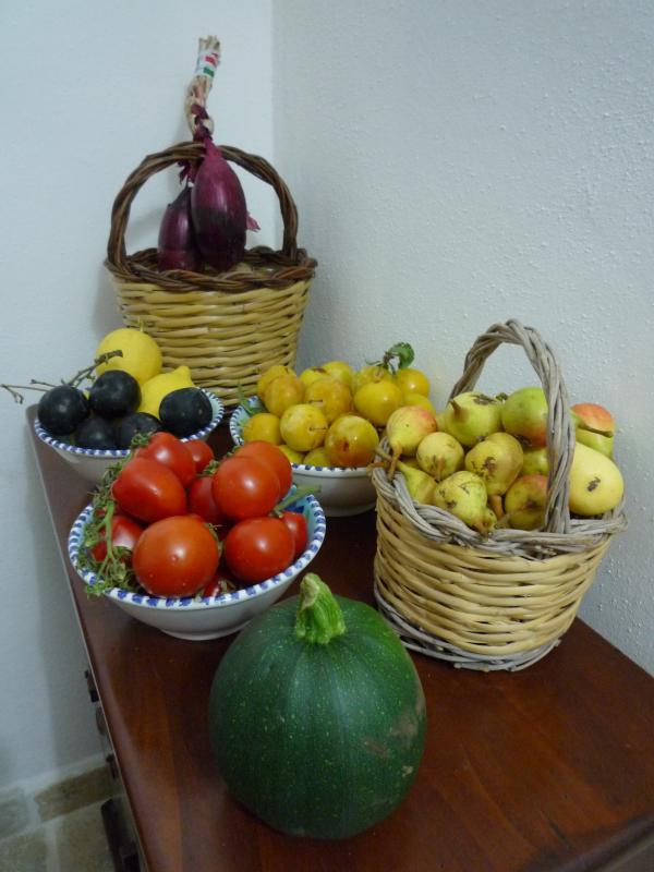 Bounties of Puglia