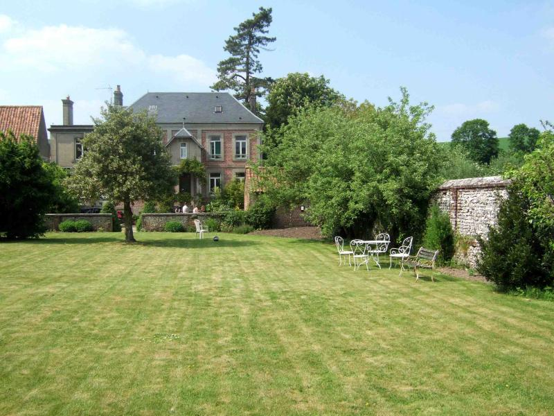 Chateau de Montfort, holiday rental in Pas-de-Calais