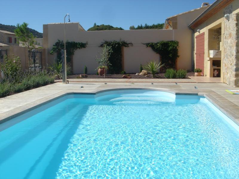 Villa Les hauts, holiday rental in Fontjoncouse