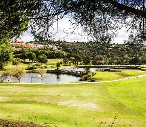 Santa Maria Golf Club Course