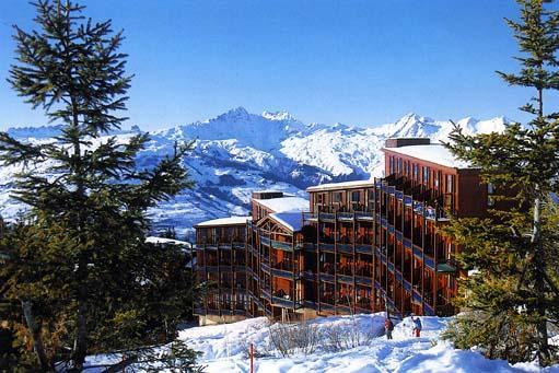 Aiguille Grive exterior 'ski-to-door'