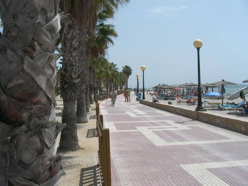 miles of promenades and cafes.