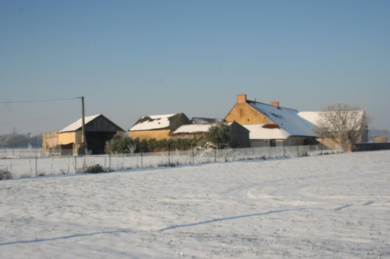 Siberia comes to Pays de la Loire - but only for a couple of weeks! The sun still shines in February