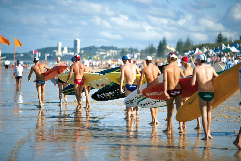 Local Surf Carnival