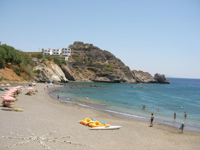 Pavlos beach - our favorite!