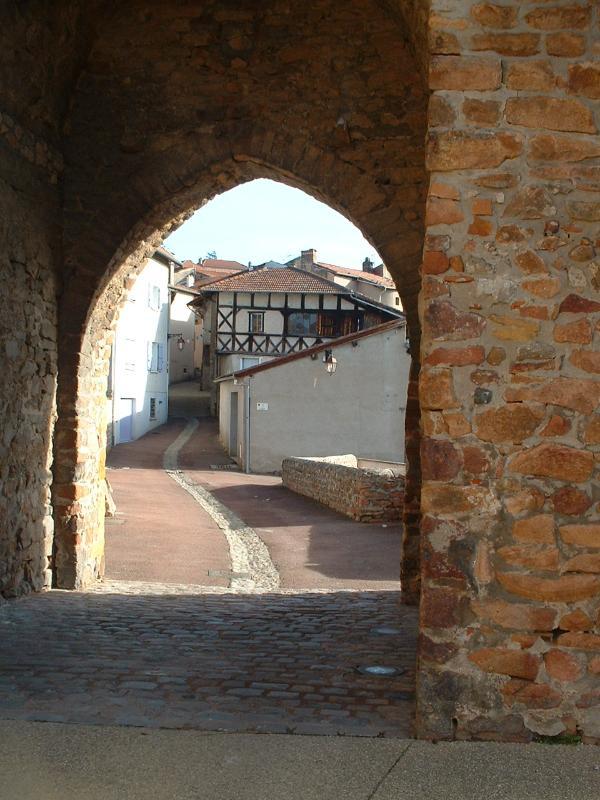 Notre Village médiéval de la colline