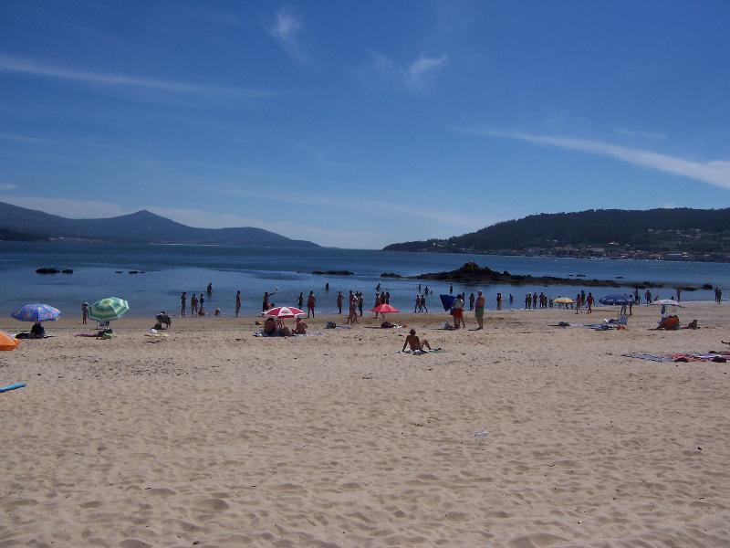 Local beach at La Brona - 0.8km