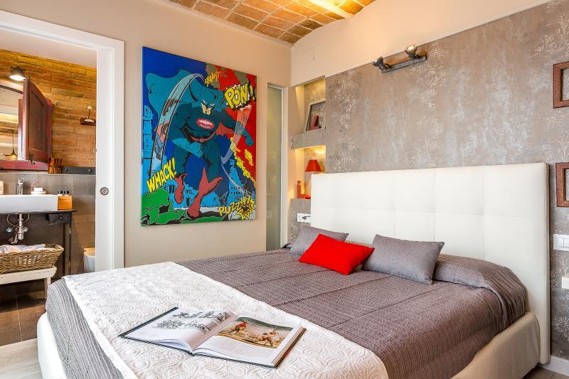 location appartement Barcelona Penthouse Vintage