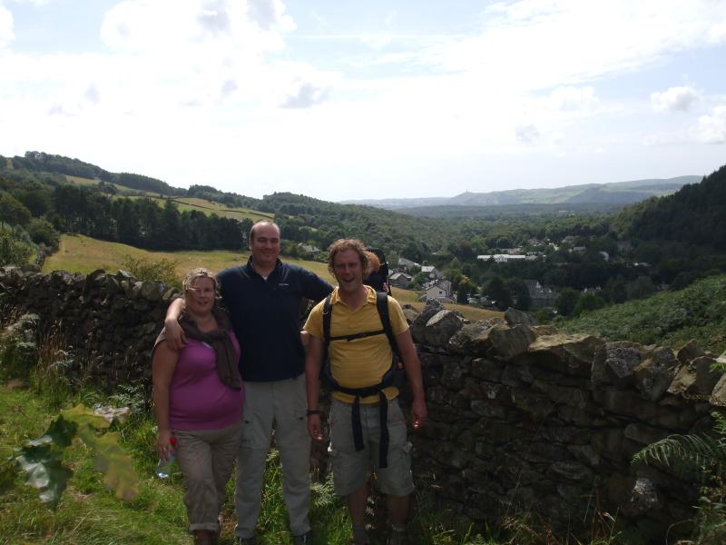Our favourite circular walk - start from the cottage
