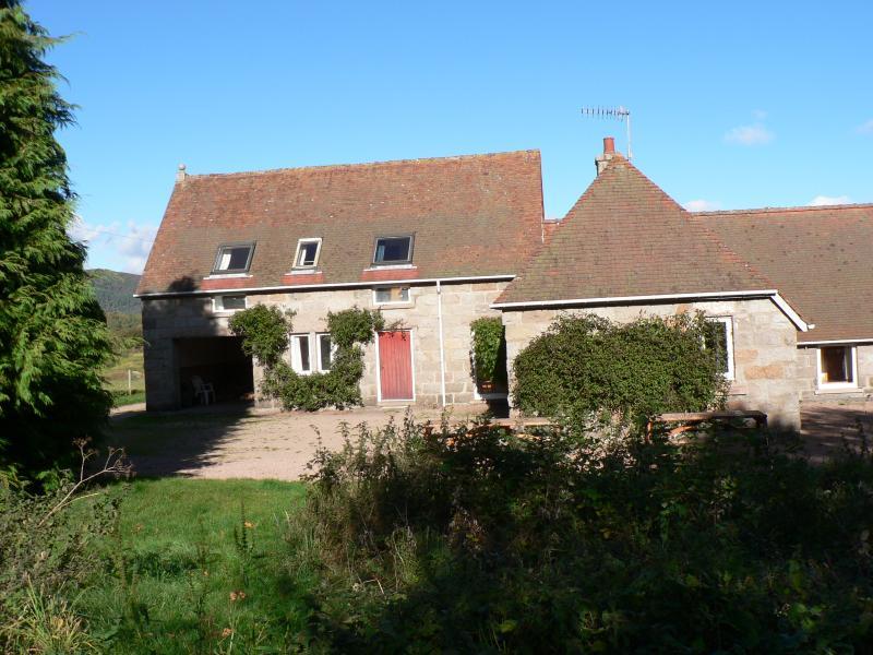 Tornacraig House, location de vacances à Bridge of Buchat