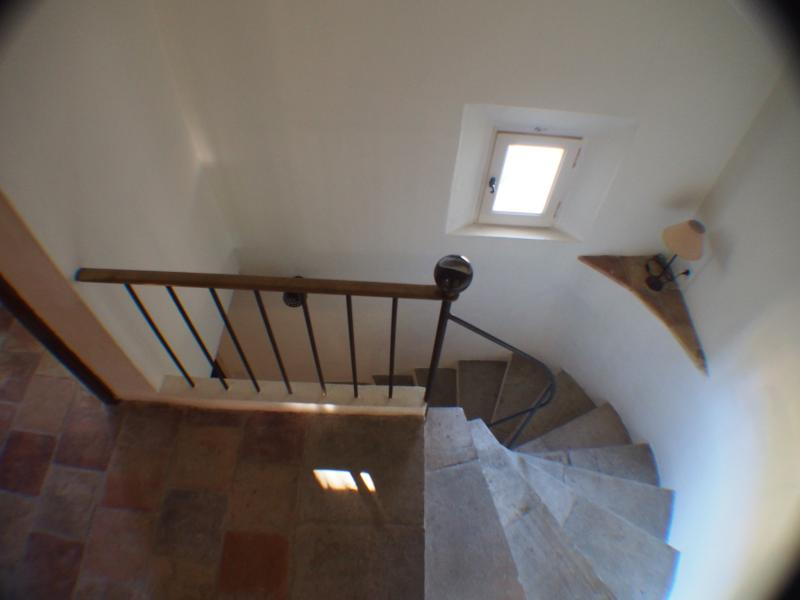 Stair from first floor to ground floor