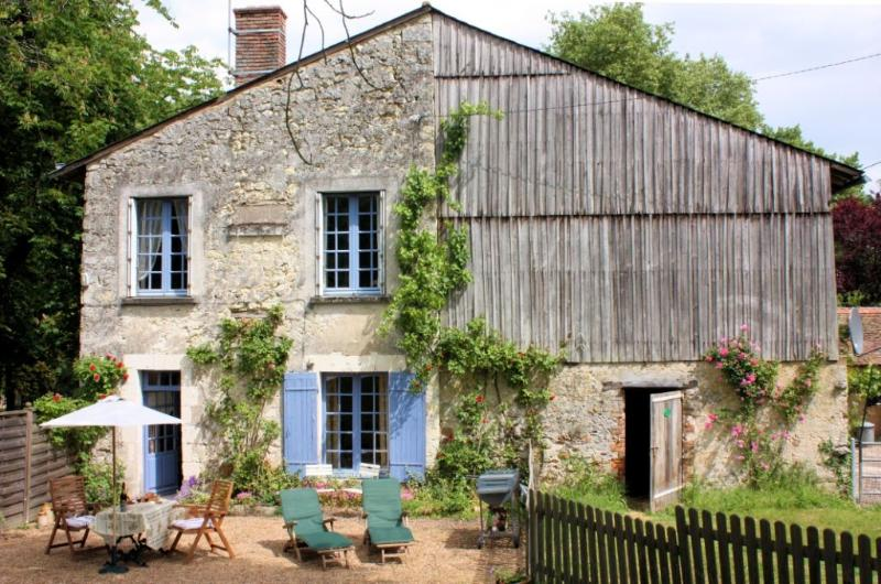 Moulin De Rabion, holiday rental in Linieres-Bouton