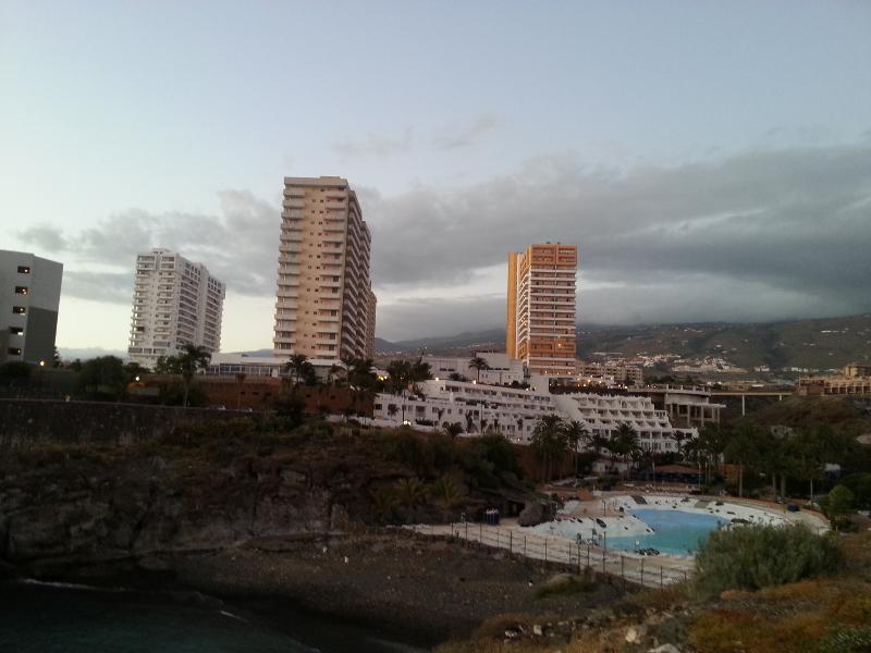 View on Playa Paraiso