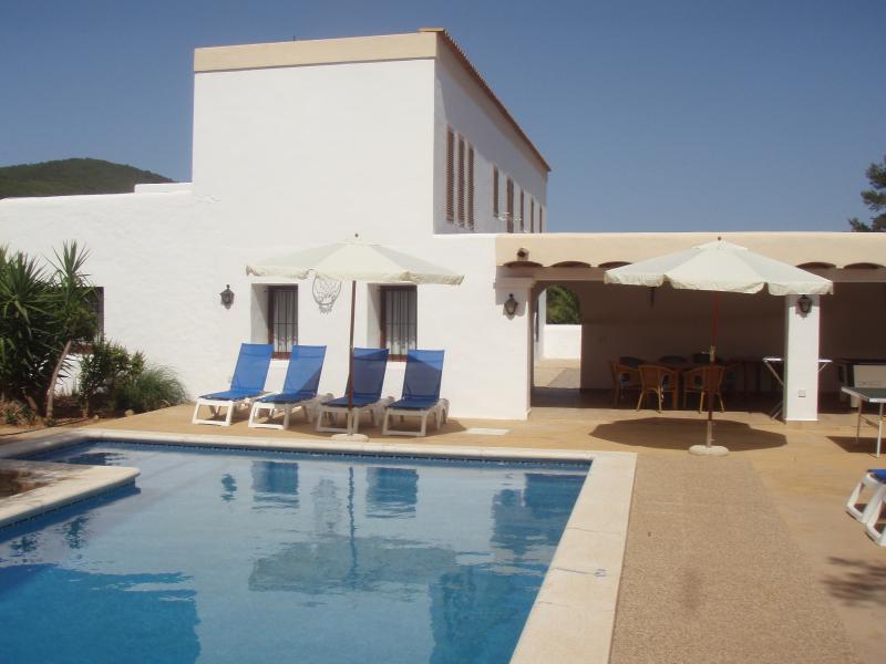 Casa Can Murenu IBIZA, holiday rental in Ibiza