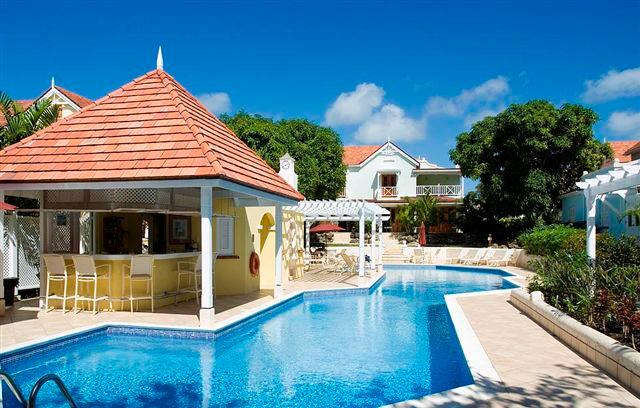 The Pool, complete with sun loungers & chairs