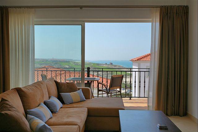 Lounge Area with Panoramic Views