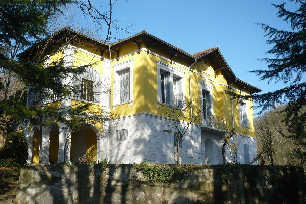 Villa Monterosso, vacation rental in Spigno Monferrato