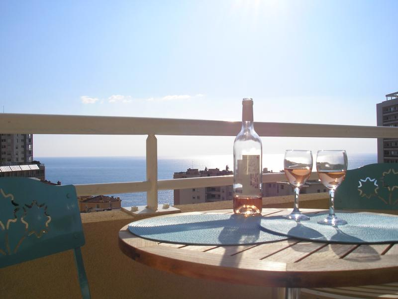 Spectacular seaview location with 5* reviews - in Monte Carlo Supérieur !, vacation rental in Peille