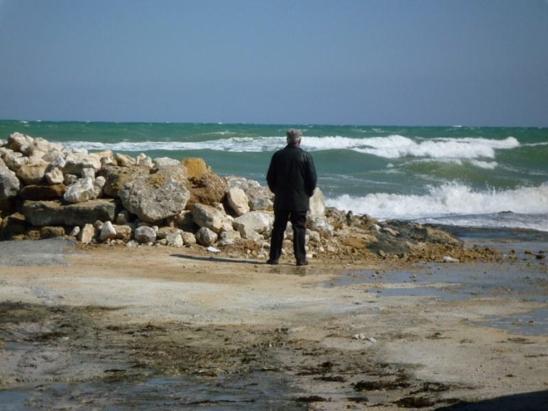 Casalabate, The Adriatic Sea, just 5 minutes walk from Villa Rosa