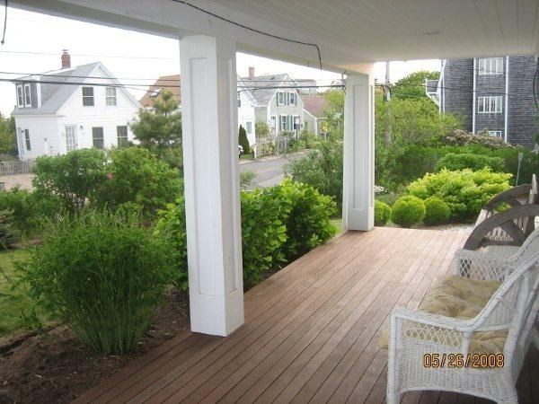 Exclusive front porch & yard