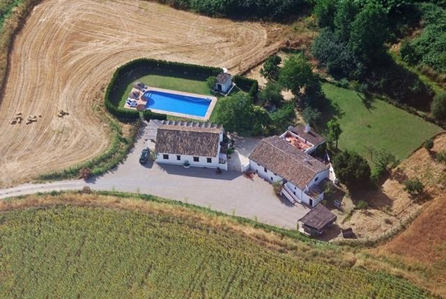 Finca Retama Farmstead self-catering country villa and farmhouse apartment near picturesque Ronda