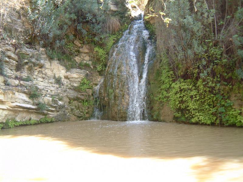 water fall at adonis bath near by