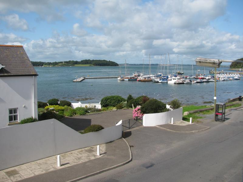 View from balcony over Strangford Lough