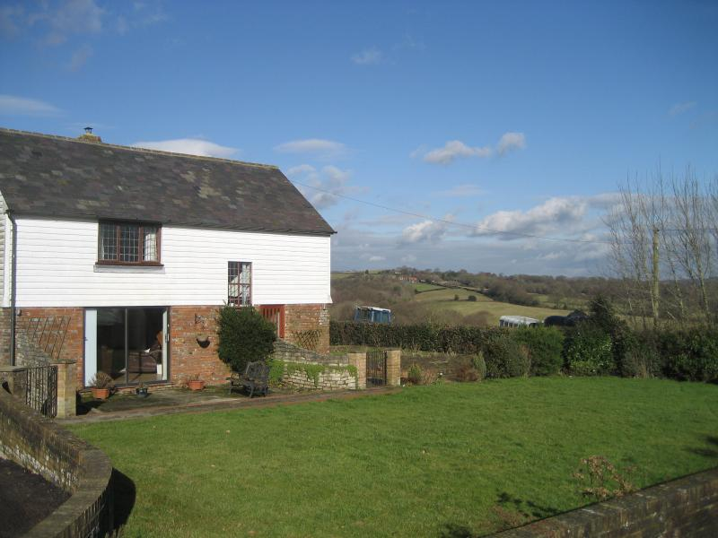The Annexe with private garden area