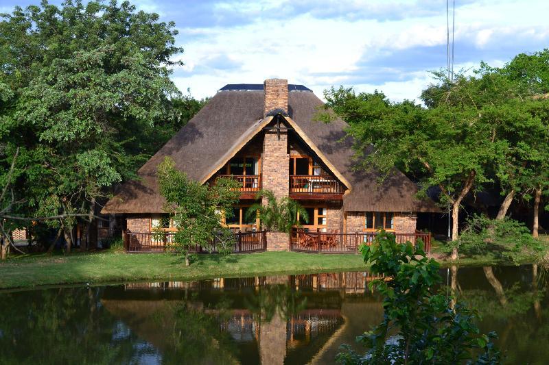 Kruger Park Lodge chalet 234 overlooking dam