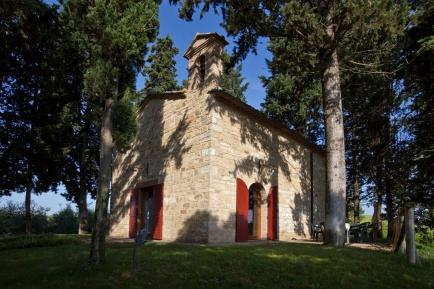 La Chiesina, holiday rental in San Gimignano