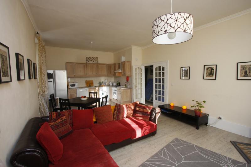 Open Plan Ria apartment