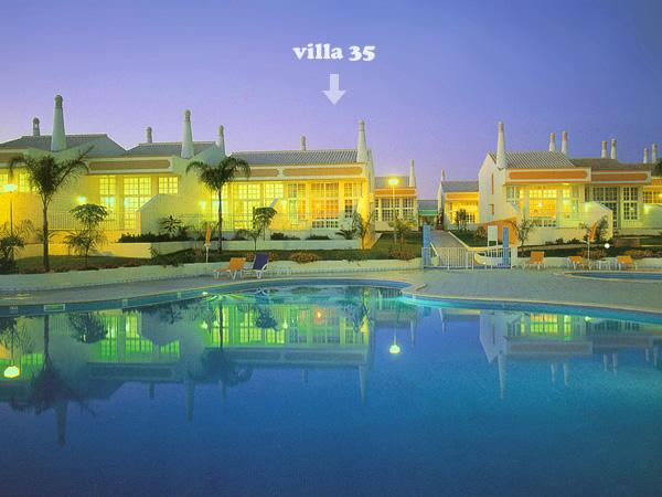 Villa 35 in the Idyllic Ponta Grande Resort