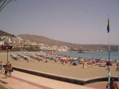 Las Vistas Beach