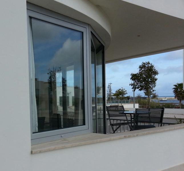 2 Bedroom Apartment With Sea View Fuseta East Algarve Portugal