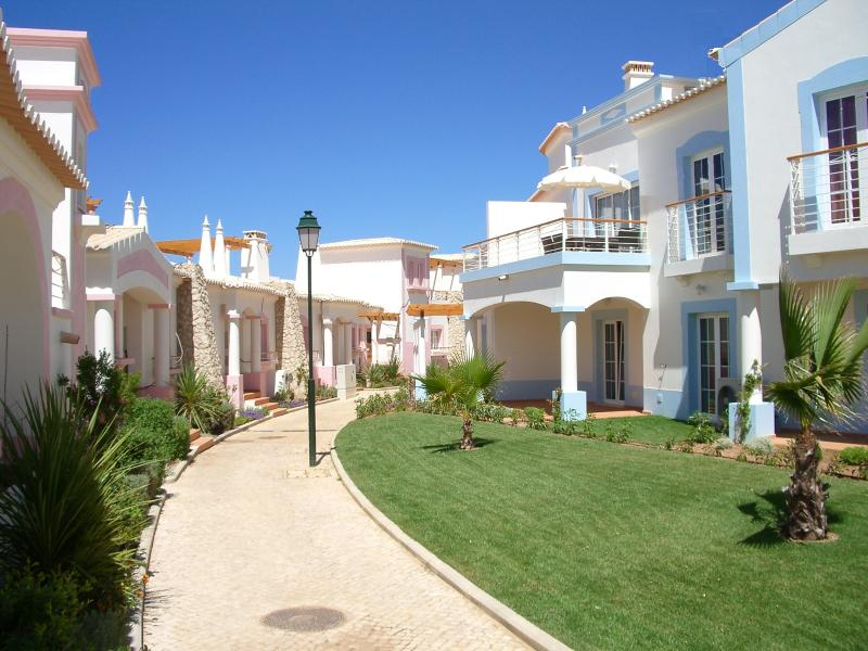View of Terrace, Bedrooms & Lawn Area