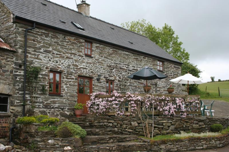 Old House Cottage, vacation rental in Tan-y-groes