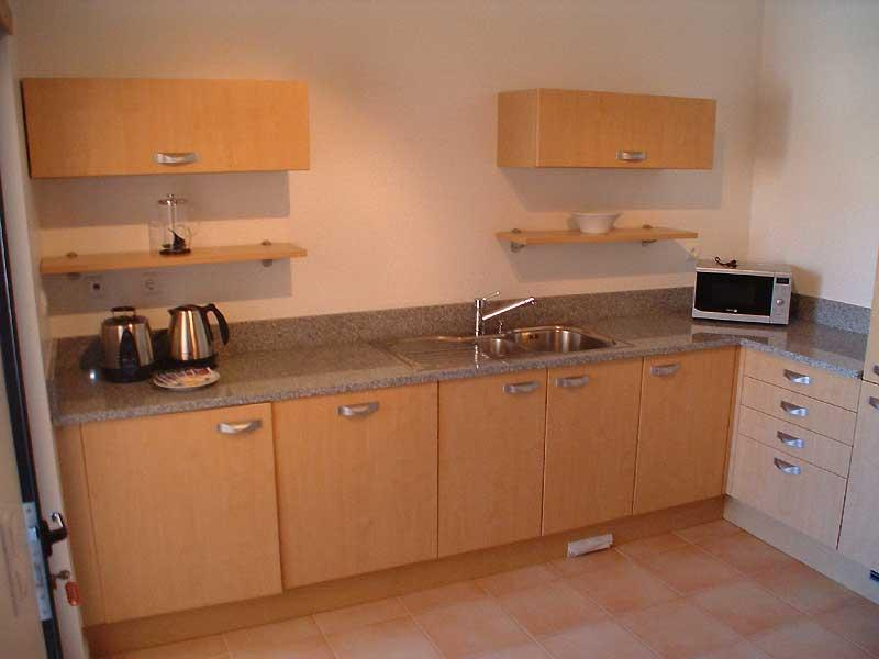 Large well-equipped Kitchen