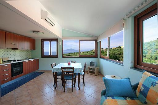 Villa Rosmary 'Vesuvio', holiday rental in Marina di Puolo
