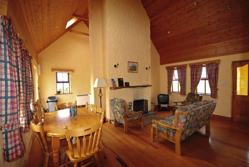 Fanore Holiday Cottages on the Wild Atlantic Way – semesterbostad i Fanore