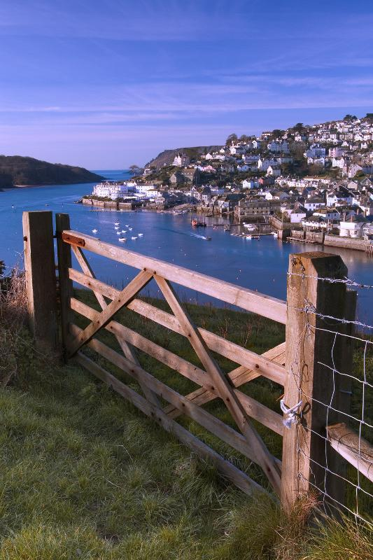 Salcombe Gate from Snapes Point - 1.5 miles from the cottage & a fabulous walk