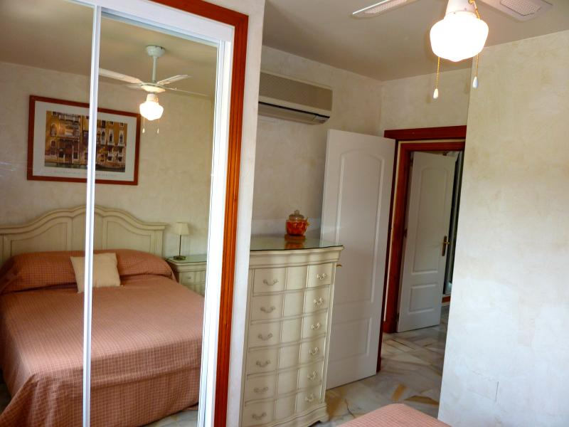 2nd bedroom air conditioned