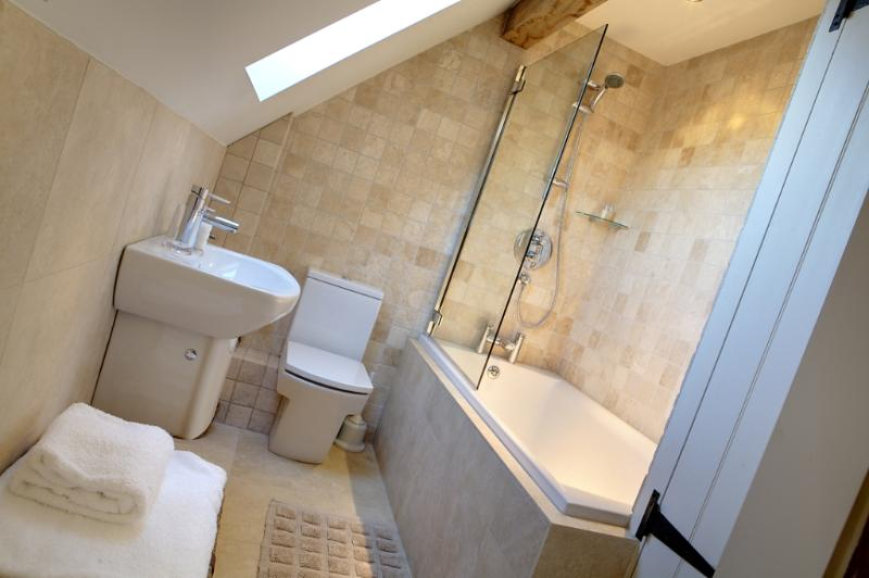the 3rd en suite, no less fabulous than the others