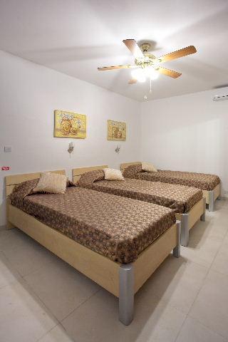 3 single bedroom