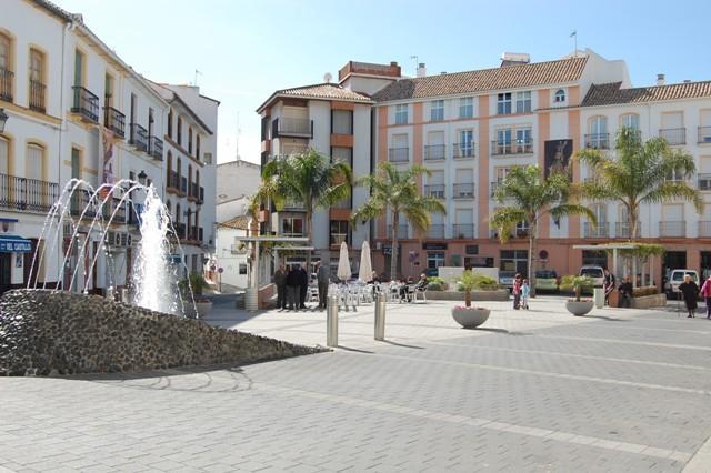Alora Town Square