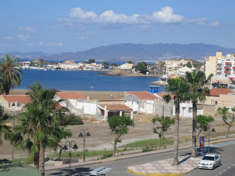 Edificio Sorolla, holiday rental in Puerto de Mazarron