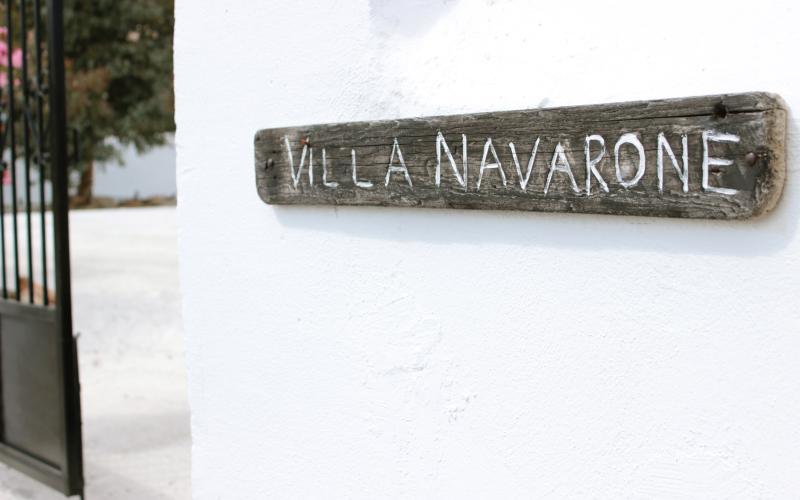 23 - You have arrived at Villa Navarone